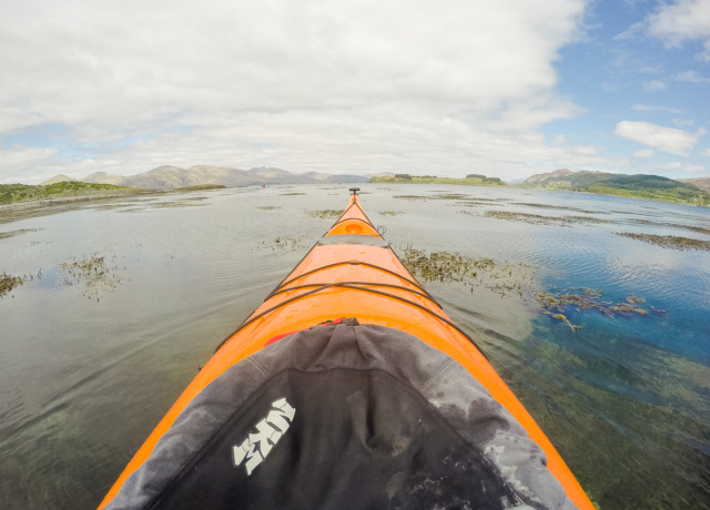 Gone Sea Kayaking: A Weekend in Oban