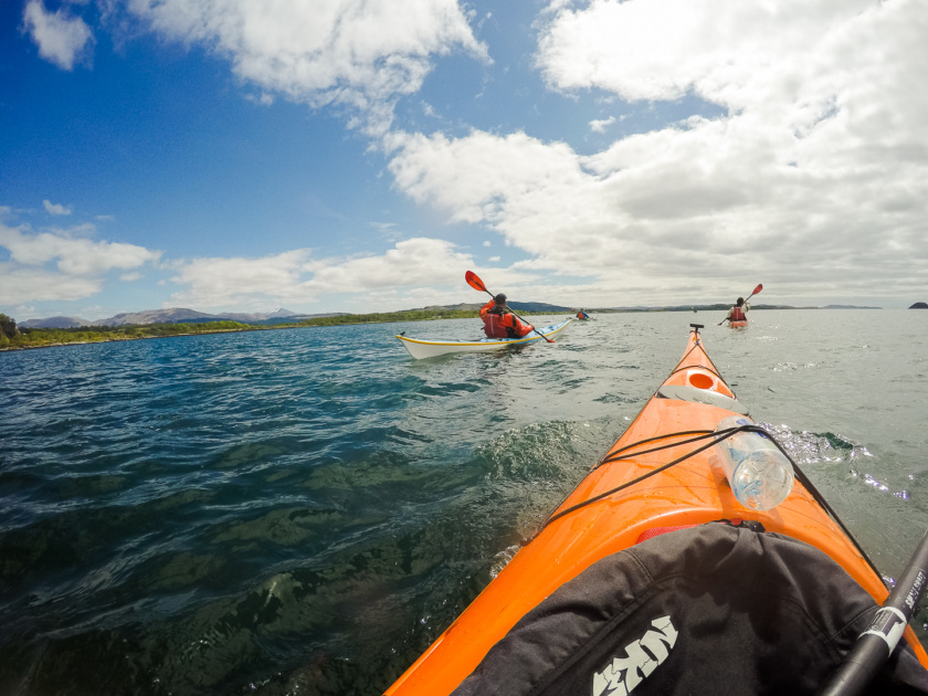 Gone Sea Kayaking: A Weekend in Oban | Travelettes