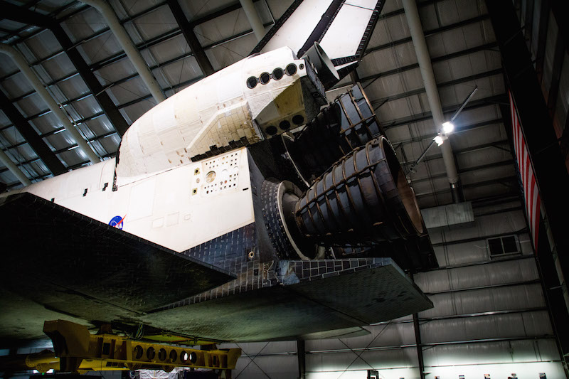 California Center of Science Endeavour