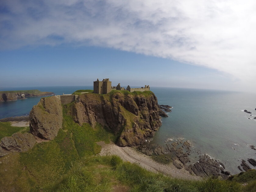 Beaches & Castles - A Different Side to Scotland