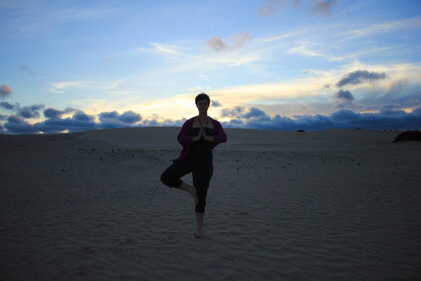 Jobs that let you travel the world Yoga Teacher