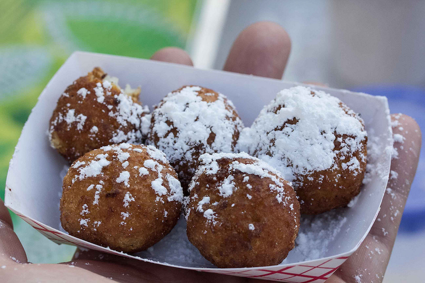 Do you love Italian food? Then this journey through Sicily on the quest for the best Arancini is for you!