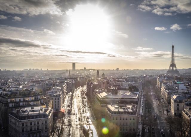 Celebrating'Le 14 Juillet' in Paris
