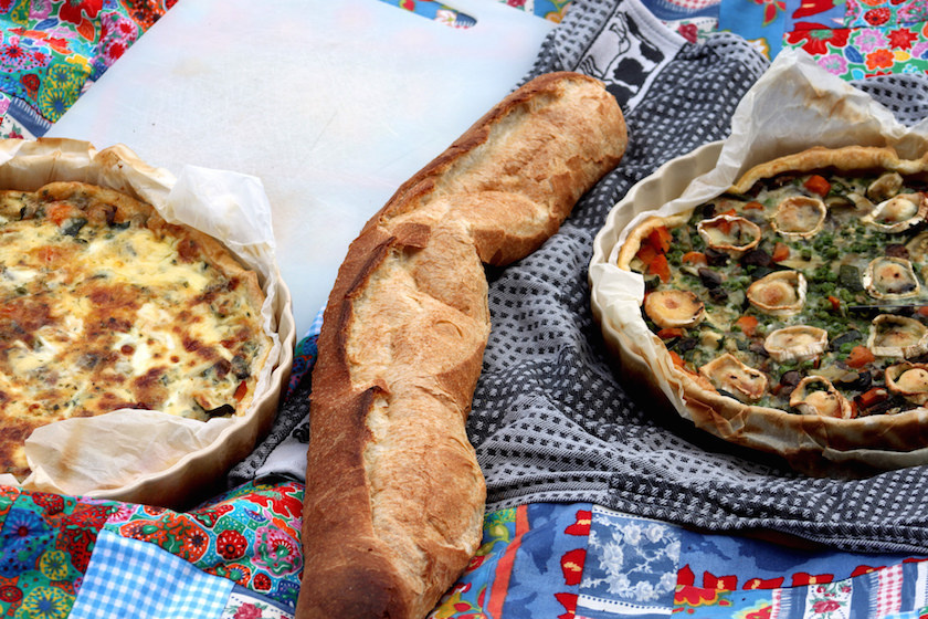 The French turn picnics - just like most other things - into an art. In the Provence you get the chance to learn from the locals by buying these six essentials at the market.