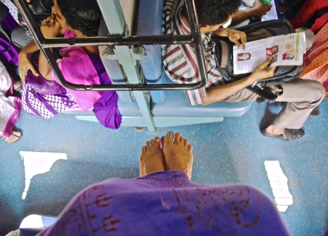 Going Barefoot Through South East Asia