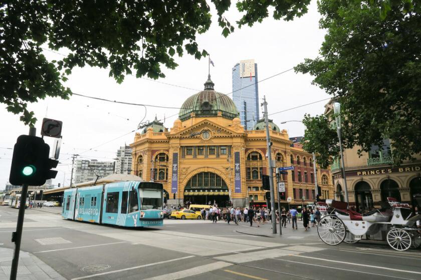 Melbourne - sophie saint