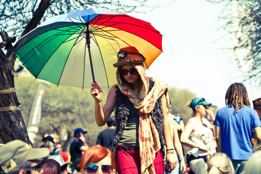 South Africa's amazing music festivals are the best way to experience the local music scene and meet some crazy South Africans!