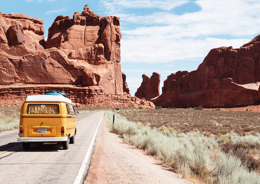 Want to explore the best of the Western United States in a month? Here are 50 places you must not miss and things to do along the way!