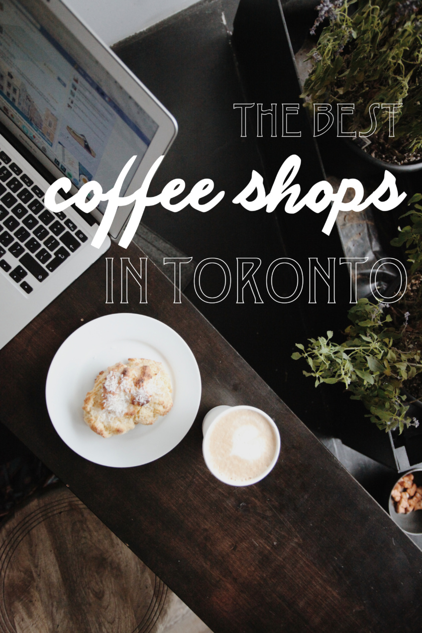 Bloggers and other digital nomads are always on the quest for great coffee shops that double up as work places. Here are 8 awesome coffee shops in Toronto.