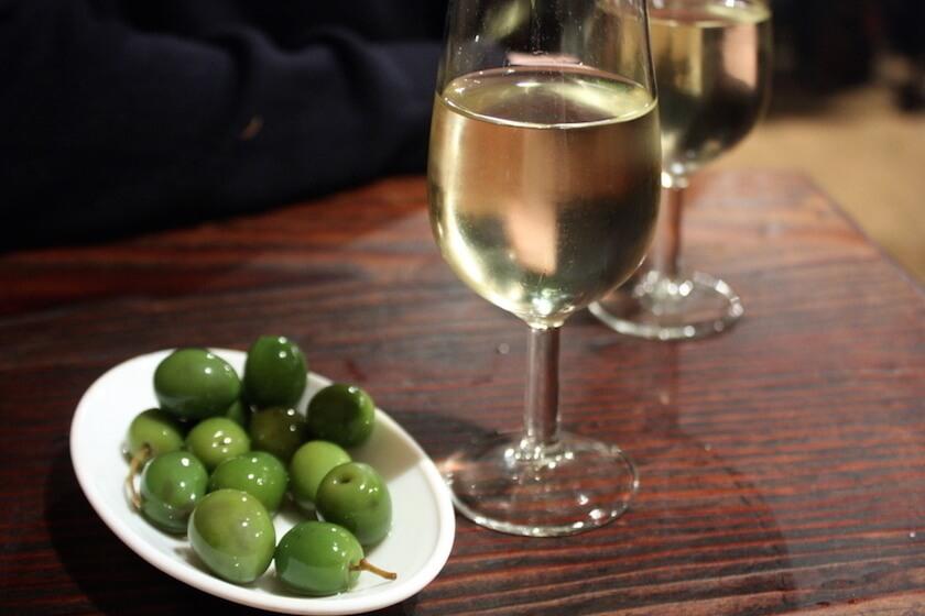 5. Sherry at La Venencia