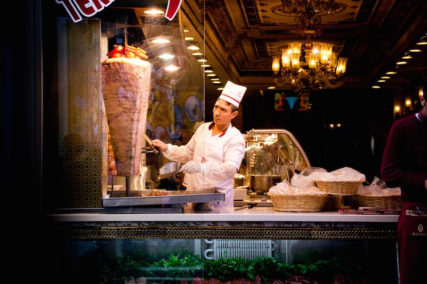 Istanbul kebab Refugee Crisis Travel