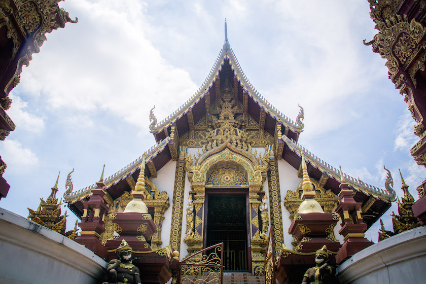 Buddhism Temple Religion Rules Customs Traditions