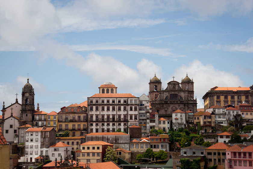 Porto Portugal Lisbon Day Trip City