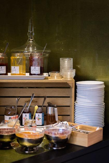 Hotel Altstadt Vienna Boutique Art Creative Unique Viennese Breakfast Buffet