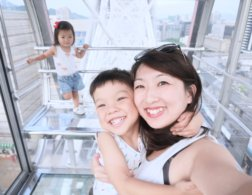 Yes, I solo travel with my two young children