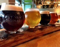 A Craft Beer Crawl in East Vancouver