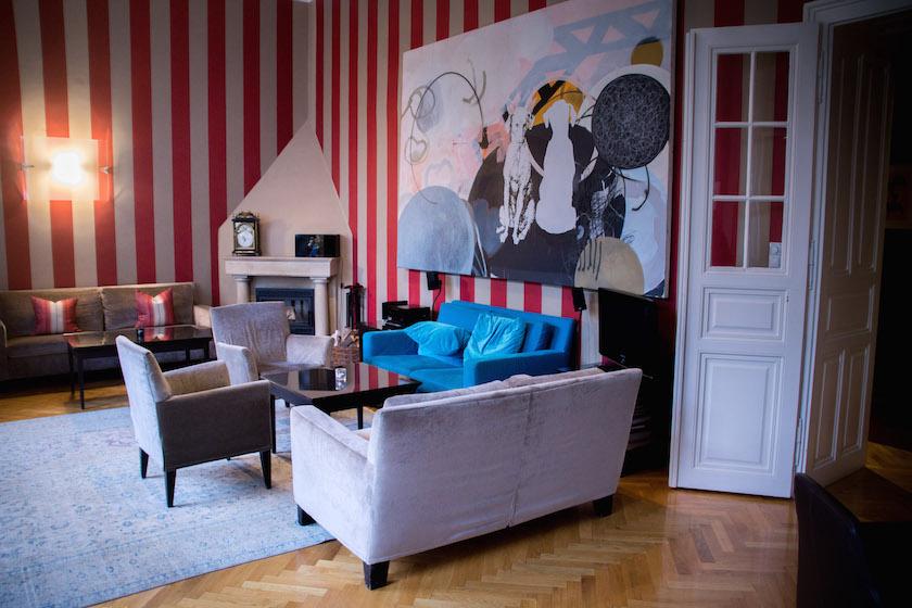 Hotel Altstadt Vienna Boutique Art Creative Unique Viennese