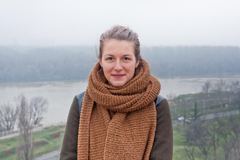Travelette of the Month December 2016 Vanessa Graf