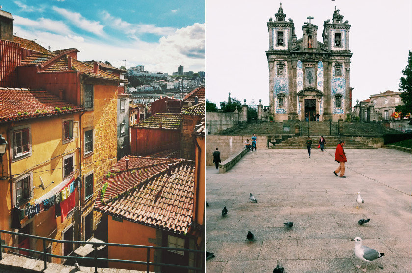 Porto might not be as famous as Portugal's thriving capital, but it is worth at least a day trip to explore what the beautiful town has to offer!