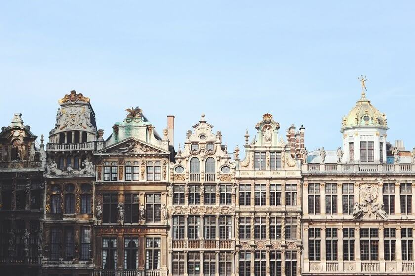 Brussels is not as glamorous as New York, London or Paris - and yet, it is without a doubt the only city our guest author wants to call home. But why is that?