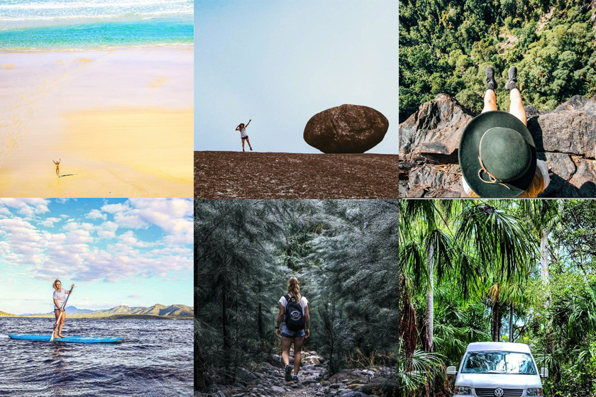 Instagram Instagrammers Australia Inspiration Travel Salty Summits