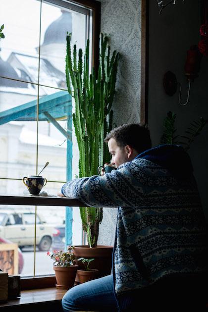 Kyiv Kiev City Guide Vintage Corner