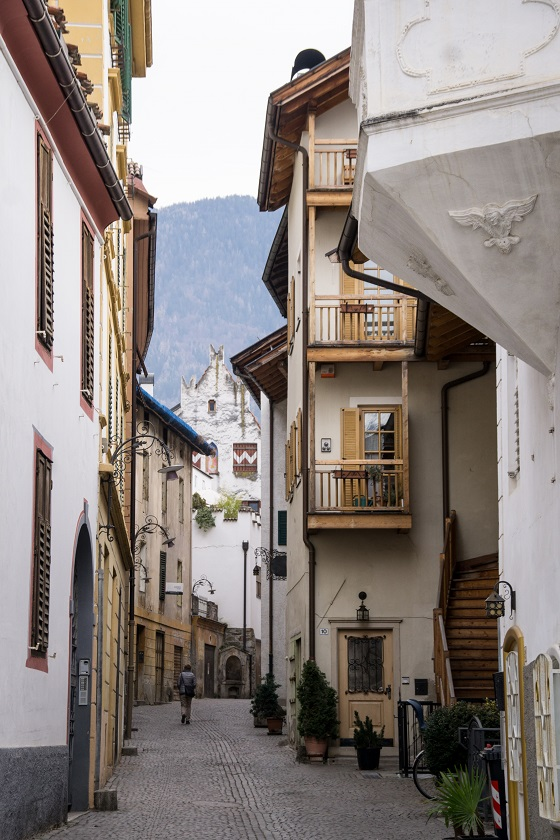 Merano Meran South Tyrol Italy Old Town