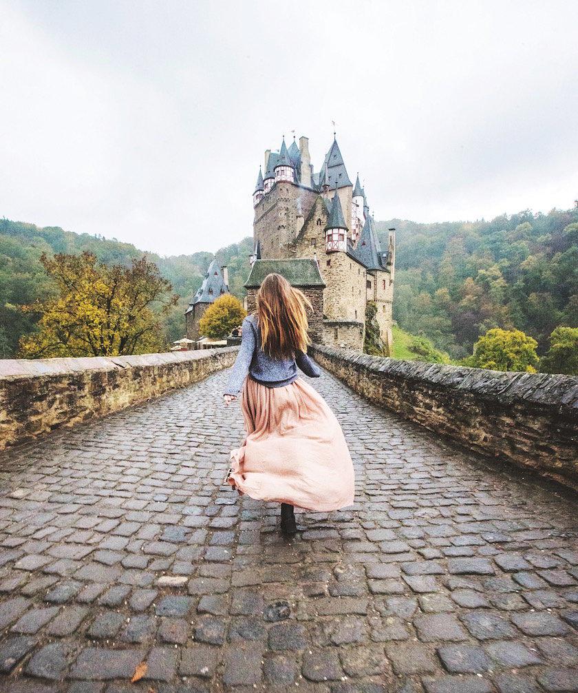 Travelette of the Month: Sabina Trojanova from Girl vs Globe