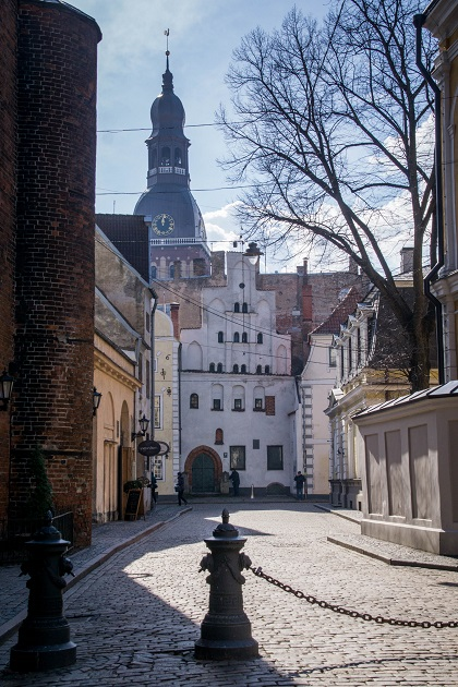 Riga Baltics Culinary Gastronomy Food Latvia