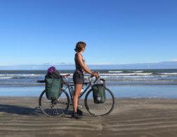 Inspiring Women Travelers: Sissi Korhonen cycles through South America