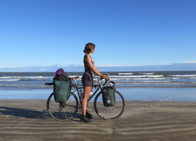 Inspiring Women Travelers: Sissi Korhonen cycles through South America