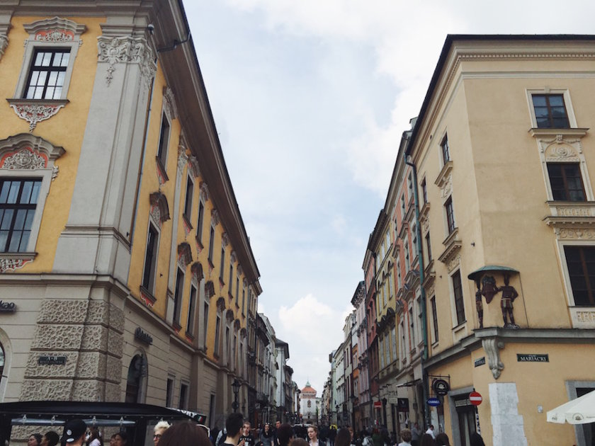 24 hours in Krakow