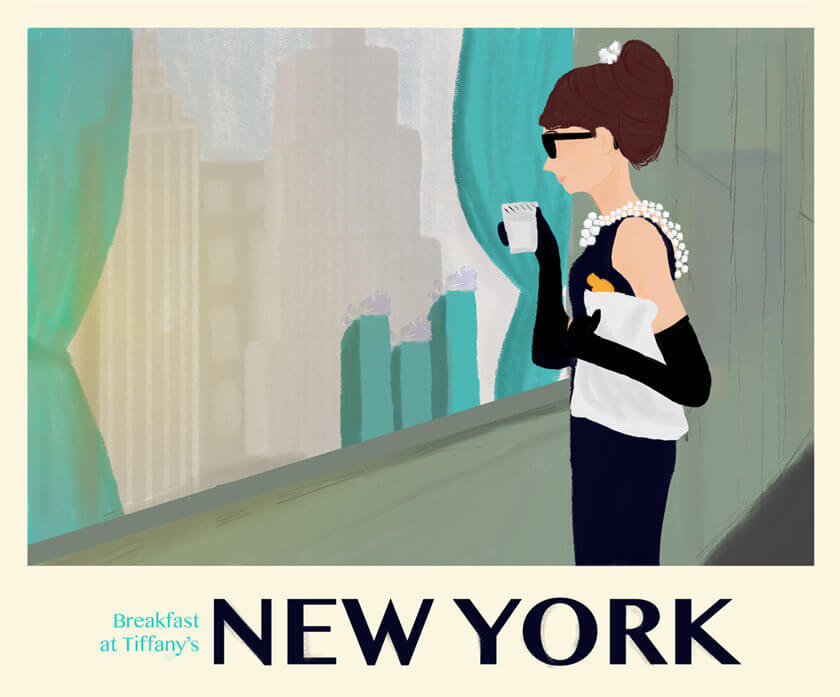 Writer Nicole Trilivas has 2 loves: books & travel. Here, the author of Girls Who Travel shares 5 ageless book-and-location pairings that stand the test of time.
