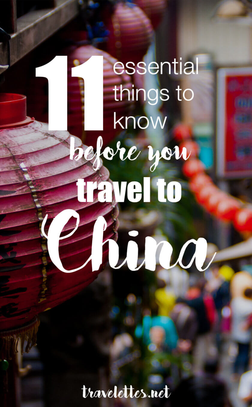 Traveling in China can be intimidating, but with some essential information, you can travel through China with fun and ease - no agency needed!