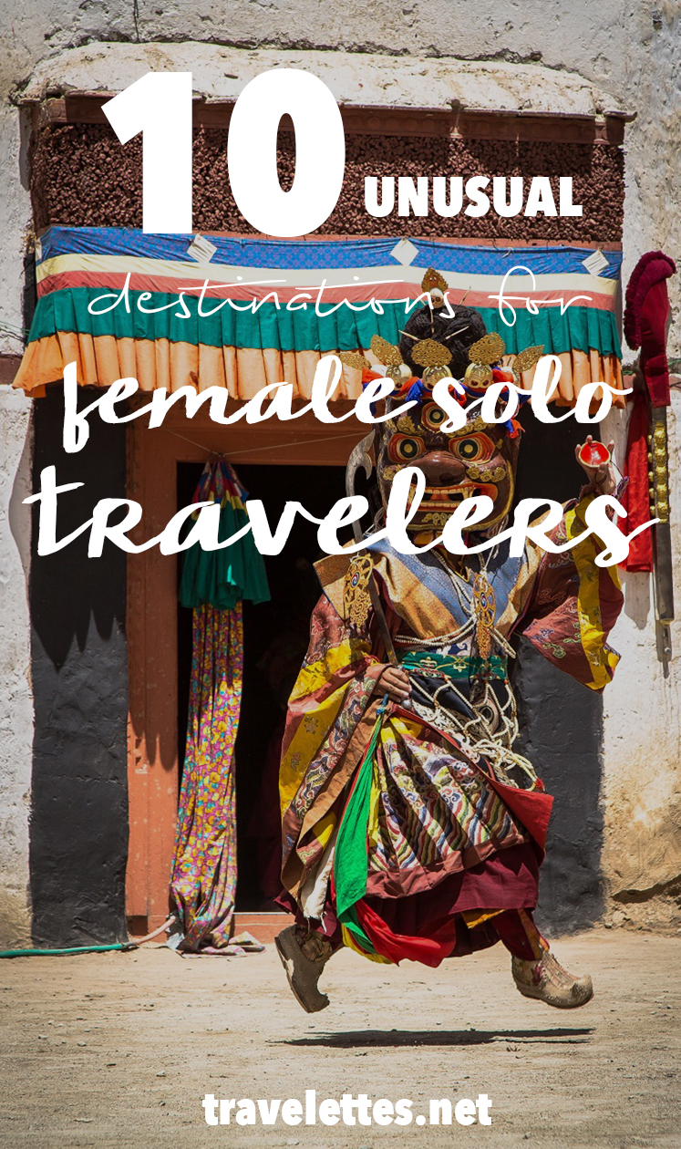 Want to go off the beaten track as a solo traveler, but not sure where to begin? Here are 10 underrated destinations for female solo travelers.