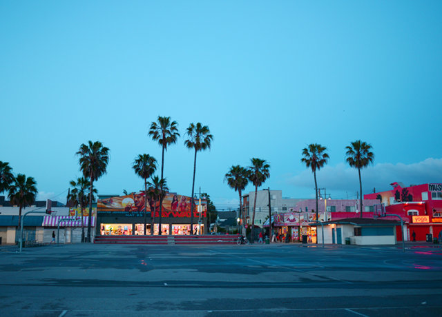 In photos: Dream away to California