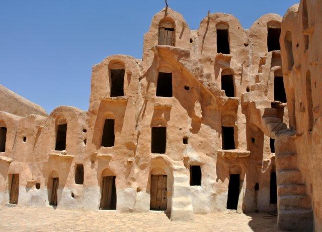 A Road Trip through Tunisia