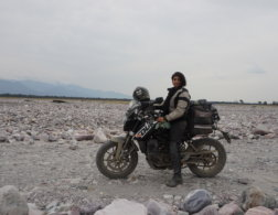 Travelette of the Month: Swati Sharma - Biking Across India