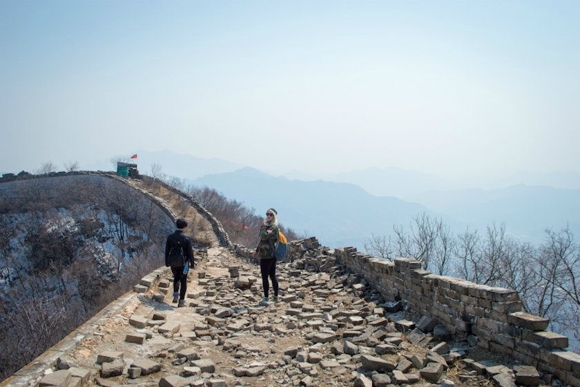 You can't visit Beijing without making a stop at the Great Wall of China. Here are some tips to make you enjoy hiking the Great Wall!