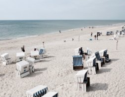 Escape to Sylt island for a girls' weekend away
