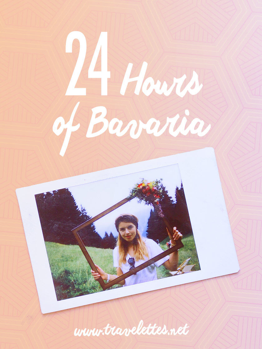 """Every year thousands of people from all over Germany and beyond apply to join """"24 hours of Bavaria"""" - a 24h hike through Bavaria. Are you up for it?"""