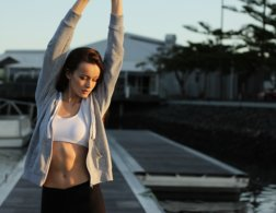 The lazy girl's guide to keeping fit when traveling