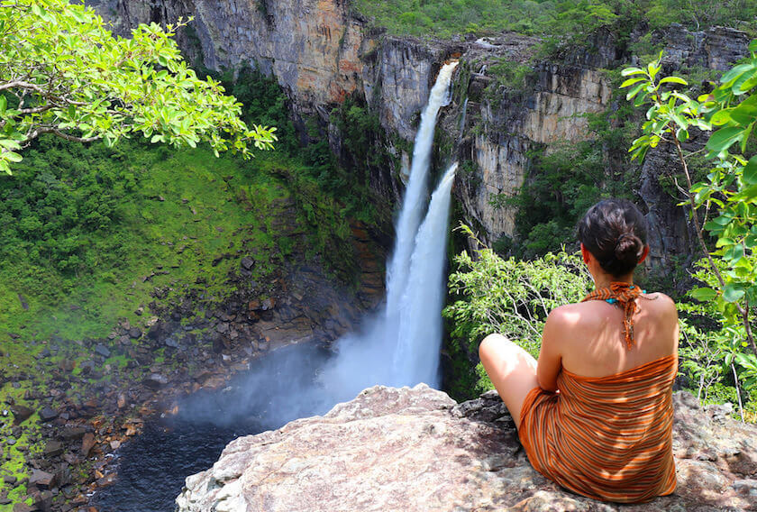 Don't you just love going off the beaten track? Guest blogger Elena is showing us one of her favourite places in Brazil: Chapada dos Veadeiros!