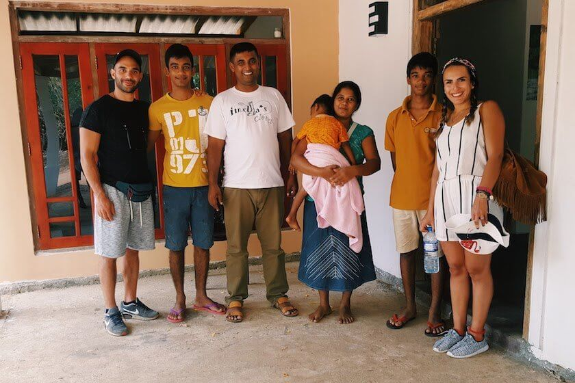 There is no better way to immerse yourself in Sri Lanka's culture and get to know its locals, than staying in a local homestay guest house. Here is why!