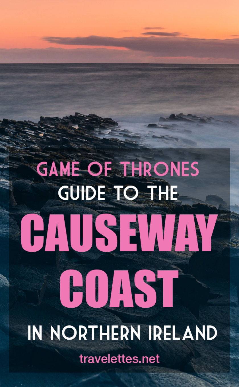 You might have heard about the Giant's Causeway in Northern Ireland - Game of Thrones anyone? This is your guide to a road trip along the the Causeway Coast!