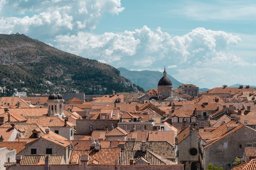 This short Croatia itinerary is a great addition to your Euro Trip - enough to get a taste of what Croatia has to offer & more than just another beach vacation!