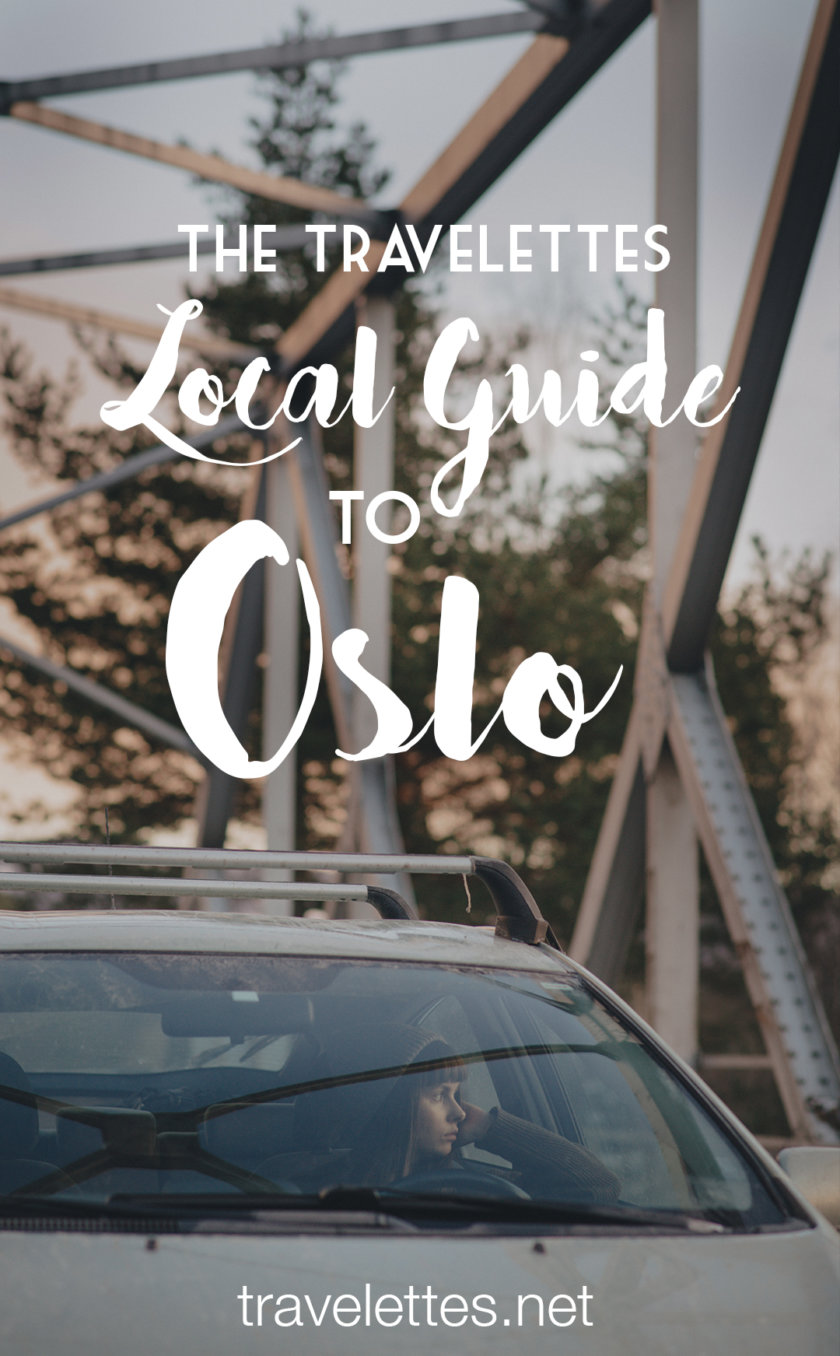 We asked Norwegian musician Siv Jacobsen to show us her hometown - this is her local Oslo guide for a perfect day in the Norwegian capital!