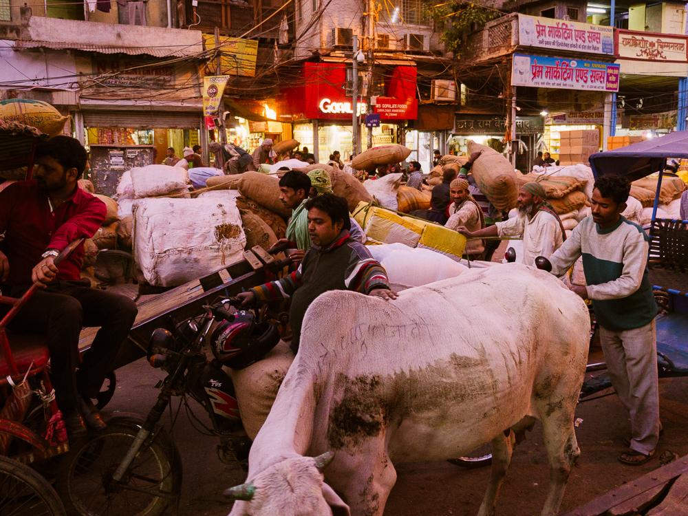 Delhi - the capital of chaos