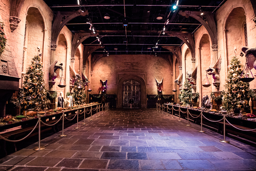 Want to see how Harry Potter was made and visit iconic film sets from the Great Hall to the Ministry of Magic? Then visit the Harry Potter Studio Tour London!