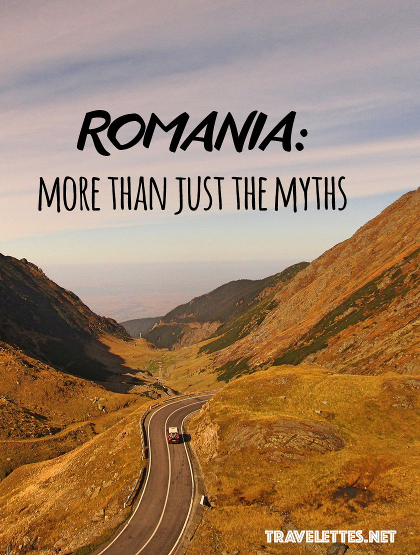 Romania is famous for imposing medieval castles and tales of vampires - but there is far more to this beautiful, fascinating country than just silly stories.